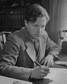 Sven Ulric Palme ca. 1945.