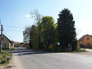 Svojetice Municipality and village in Central Bohemian Region, Czech Republic