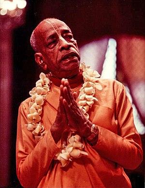 A. C. Bhaktivedanta Swami Prabhupada (1896-1977)