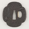 Sword Guard (Tsuba) MET 17.208.66 003feb2014.jpg