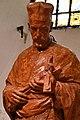 Szombathely, szaléziánus templom Nepomuki Szent János-szobra 2021 12.jpg