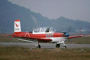 Hōfu Air Field - Fuji T-3 (1994)