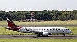 TACA Embraer ERJ-190AR at Monseñor Óscar Arnulfo Romero International Airport.jpg