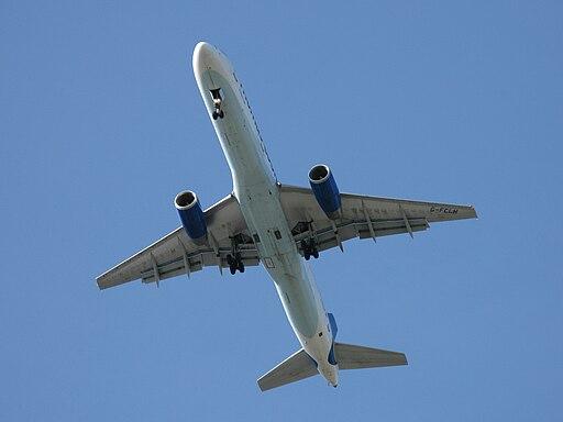 TCX Boeing B752 G-FCLH