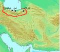 Tabaristan boundary.png