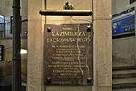 Tablica Kazimierz Jackowski Muzeum Techniki.JPG