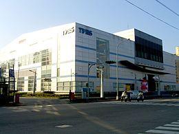 Taiwan TVBS Nangang Building 02.JPG