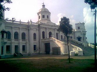 Rangpur, Bangladesh - Tajhat Palace (Rangpur Divisional Headquarters Building and Museum)