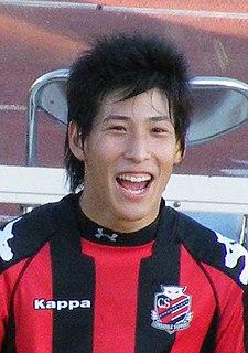 Takaya Osanai Japanese association football player