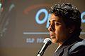 Tanmay Bir Addressing - Inaugural Function - Bengali Wikipedia 10th Anniversary Celebration - Jadavpur University - Kolkata 2015-01-09 2586.JPG