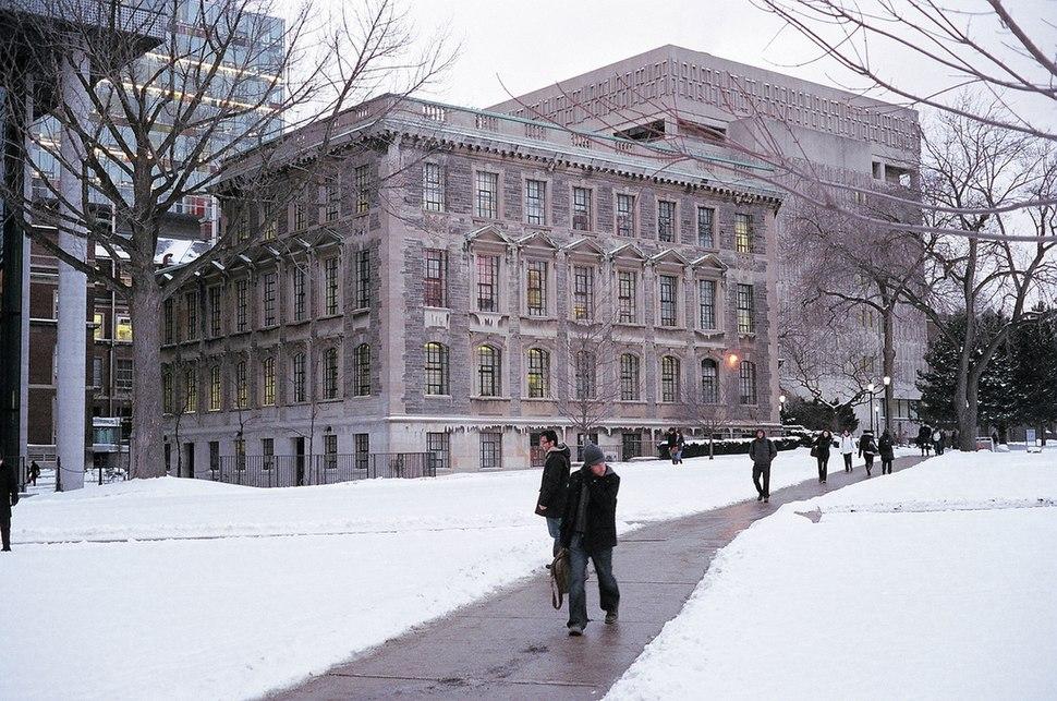 Tanz Neuroscience Building 2011 Toronto