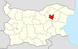 Targovishte Municipality Within Bulgaria.png