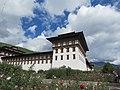 Tashichho Dzong Fortress in Thimphu during LGFC - Bhutan 2019 (115).jpg