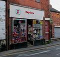 Taylor,s petshop and seed merchant , Claycross (7625014664).jpg