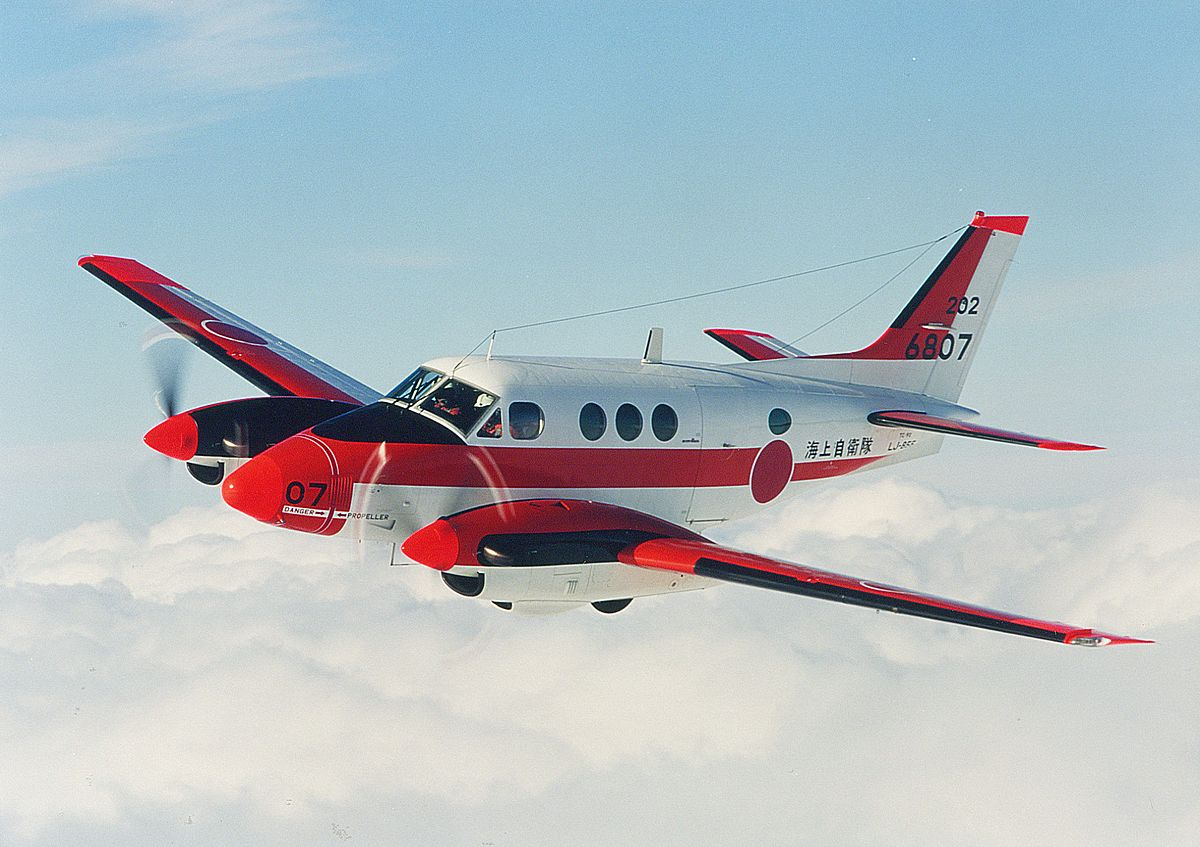 Beechcraft King Air - Wikipedia