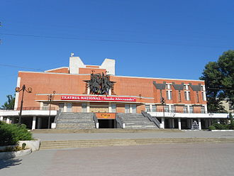 Bălți - Vasile Alecsandri National Theatre