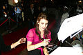 Teen Star Emma Roberts Signs autographs for the fans outside of Ryerson University Theater before the TIFF 08 Premiere of Lymelife.jpg