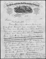 Telegram from Captain Charles D. Sigsbee, Commander of the USS Maine, to the Secretary of the Navy - NARA - 300266.tif