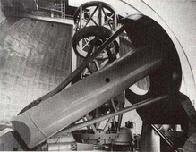Description de l'image Telescope Palomar.png.