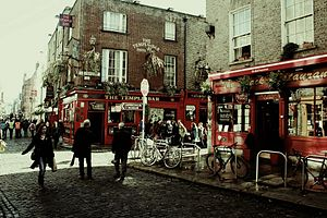 Temple Bar, Dublin - Temple Bar