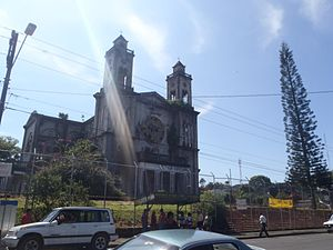 Puriscal (canton) - The old cathedral