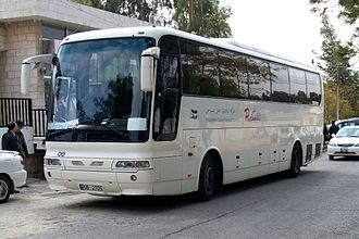 TEMSA - Image: Temsa Safir in Jordan