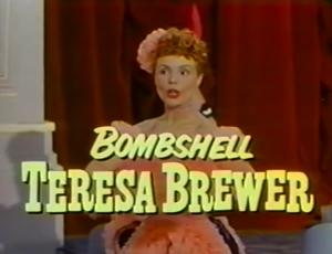 Brewer, Teresa (1931-2007)
