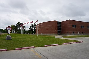 Arkansas High School - Arkansas High School