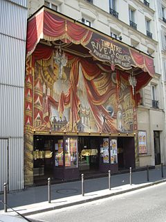 theatre in Paris, France