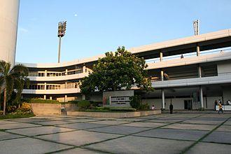 Men's Volleyball Thailand League - Image: Thai Japanese Stadium 3330