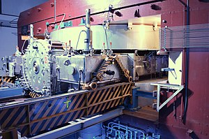 Synchro-Cyclotron (CERN) - The Synchrocyclotron (SC)