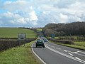 The A70 at Belston - geograph.org.uk - 355512.jpg