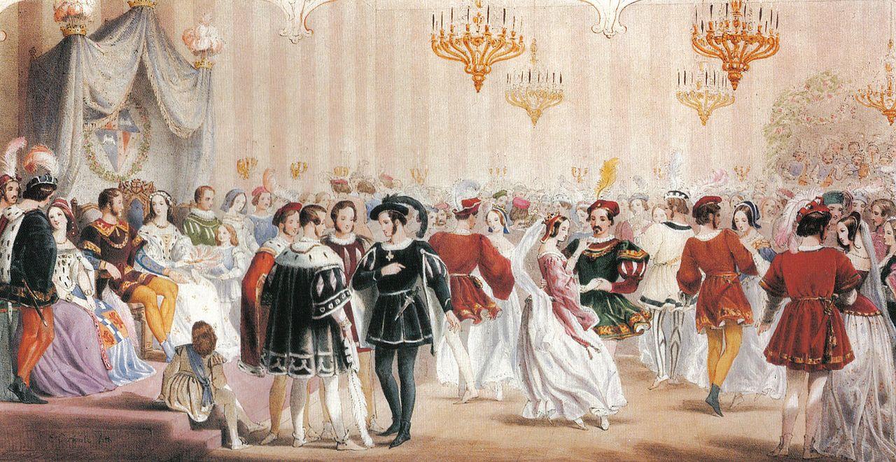 Modern Medievalism: Merry Ole England Reborn, Part III ...