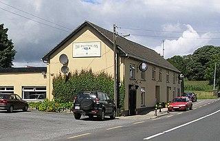 Ballymagauran Village in Ulster, Ireland