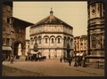 The Baptistry, Florence, Italy-LCCN2001700797.tif