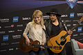The Common Linnets, ESC2014 Meet & Greet 08.jpg