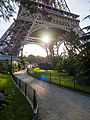 The Eiffel Tower in the evening (30126134501).jpg
