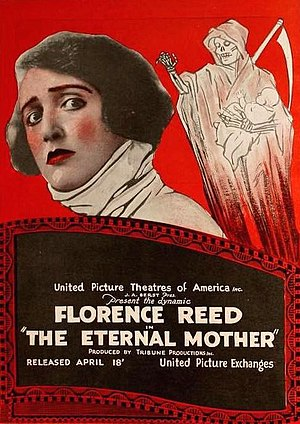 The Eternal Mother (1920 film) - Image: The Eternal Mother (1920) Ad