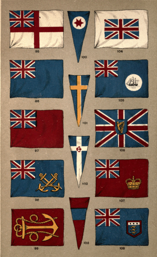 The flags of the world plate 11 wikisource the free online library