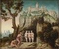 The Judgement of Paris (Hans Schöpfer d.ä.) - Nationalmuseum - 17247.tif