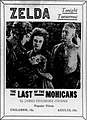 The Last of the Mohicans (1920) - Ad 5.jpg