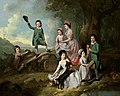 The Lavie Children-1770-Johann Zoffany.jpg