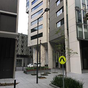 The Mark (Sydney) - O'Connor Street facade