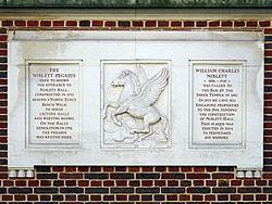 The niblett pegasus   church court london ec4