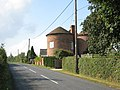 The Oast House, Hareplain Road, Three Chimneys, near Biddenden, Kent - geograph.org.uk - 564757.jpg