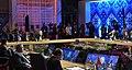 The Prime Minister, Shri Narendra Modi delivering his speech at the 15th ASEAN-India Summit, in Manila, Philippines on November 14, 2017 (2).jpg