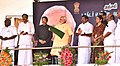 The Prime Minister, Shri Narendra Modi flagging off a new express train from Rameswaram to Ayodhya - named Shraddha Setu - via video conference, at Rameswaram, Tamil Nadu (1).jpg
