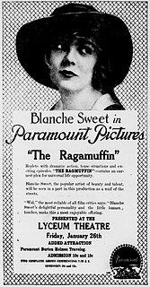 <i>The Ragamuffin</i> 1916 film by William C. deMille
