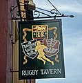 The Sign of the Rugby Tavern, Hull - geograph.org.uk - 949959.jpg