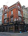 The Sun And 13 Cantons Pub In Soho - London. (22482794252).jpg